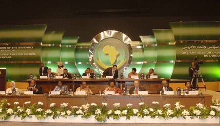 Assemblée union africaine