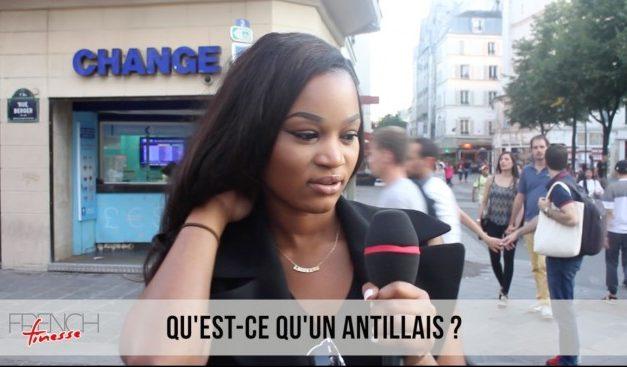 Sentiment d'identité des Noirs Antillais