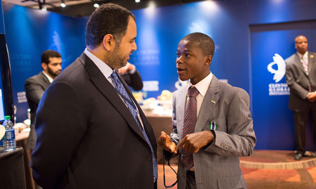 Kevin DOE: l'incroyable potentiel de la jeunesse africaine