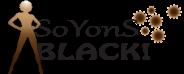 Logo Soyons Black!
