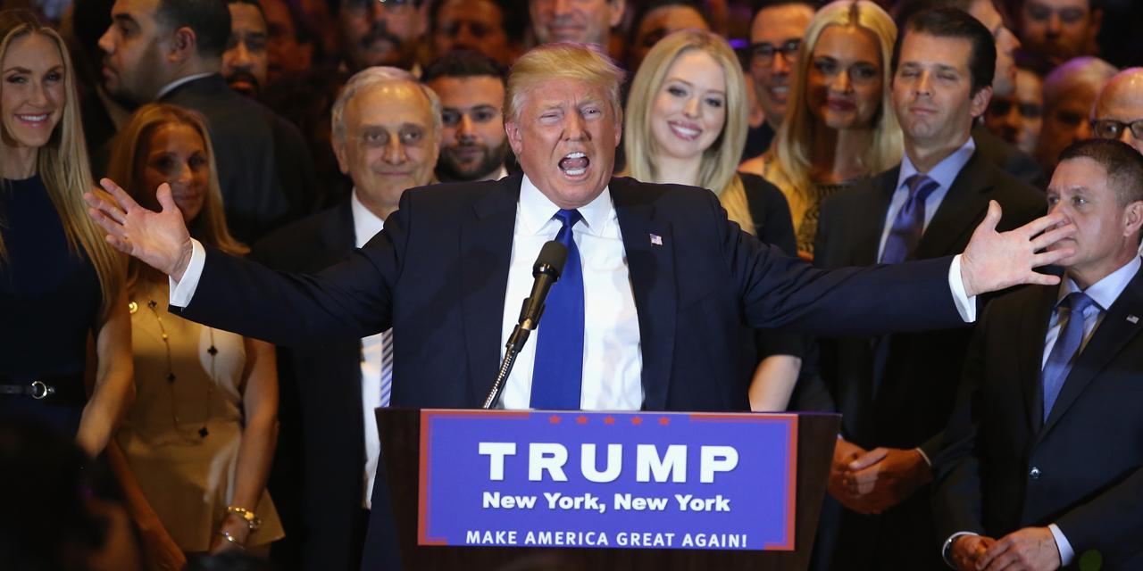 La victoire de TRUMP un sursaut identitaire de l'électorat Blanc aux Etats-Unis ?